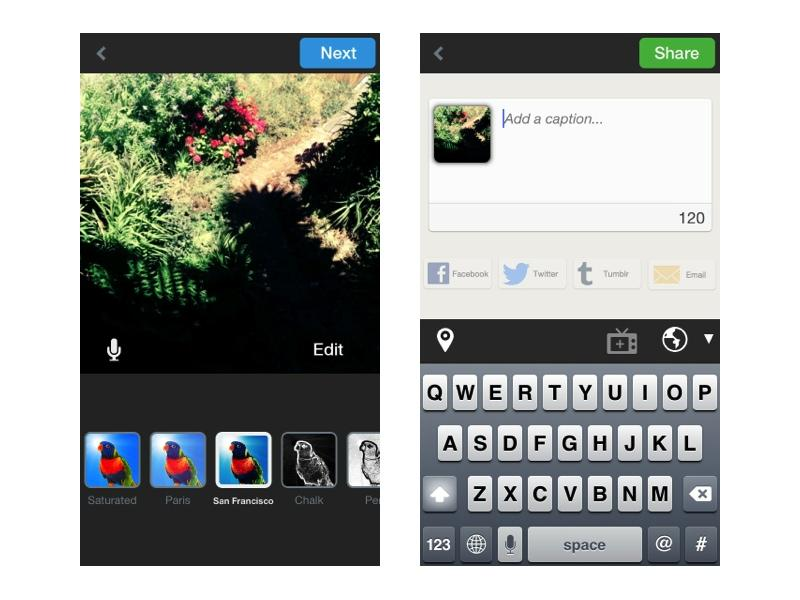 Facebook adds video sharing to Instagram, similar to Vine