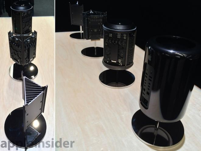 Teardown of Apple's new Mac Pro reveals socketed, removable Intel CPU