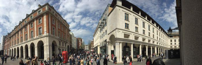 Inside Apple UK: Lavish London stores welcome Apple Watch