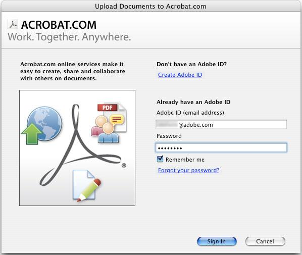 how to lock a pdf in adobe acrobat pro