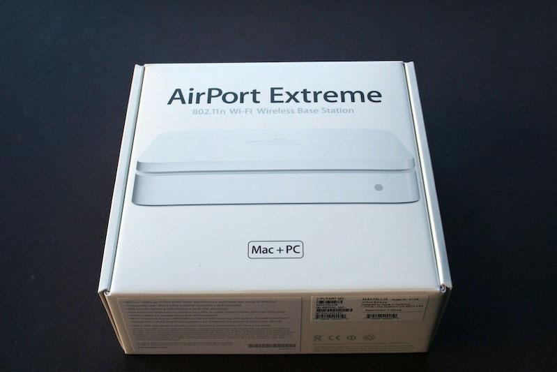 AirPort Extreme 802.11n Base Sation