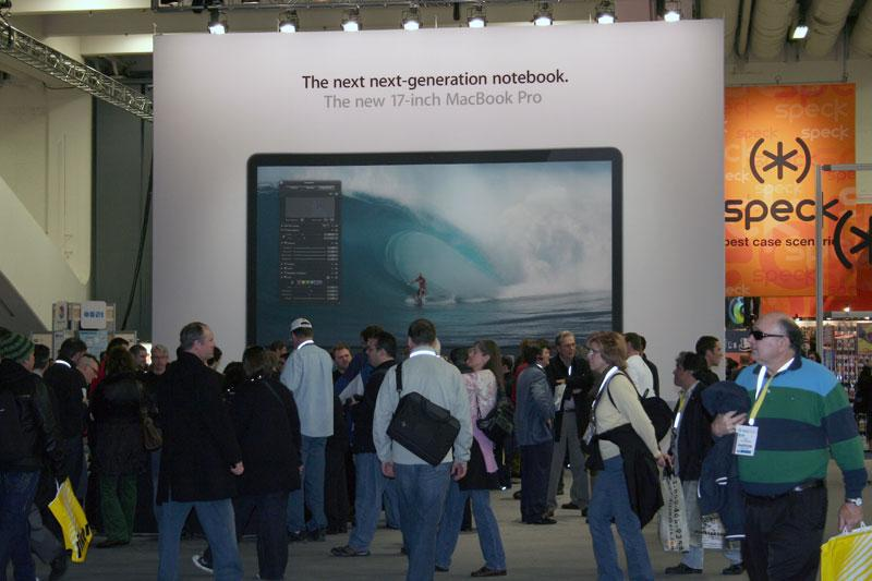Apple Booth