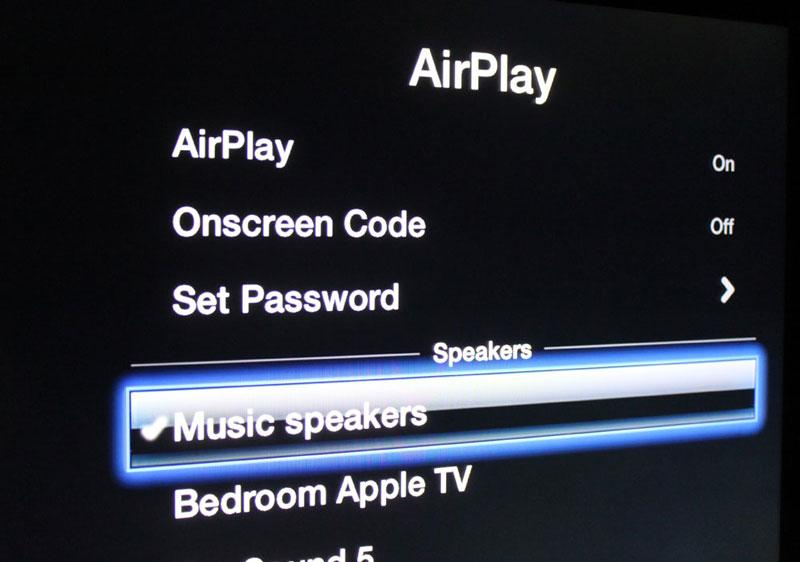 iOS 6 beta 3 for Apple TV brings expanded AirPlay control