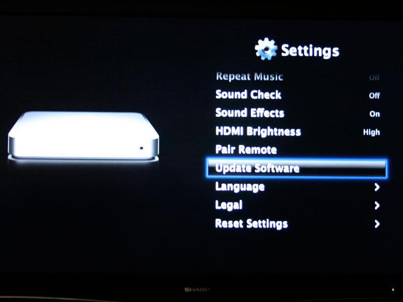 Apple Tv 2 Update