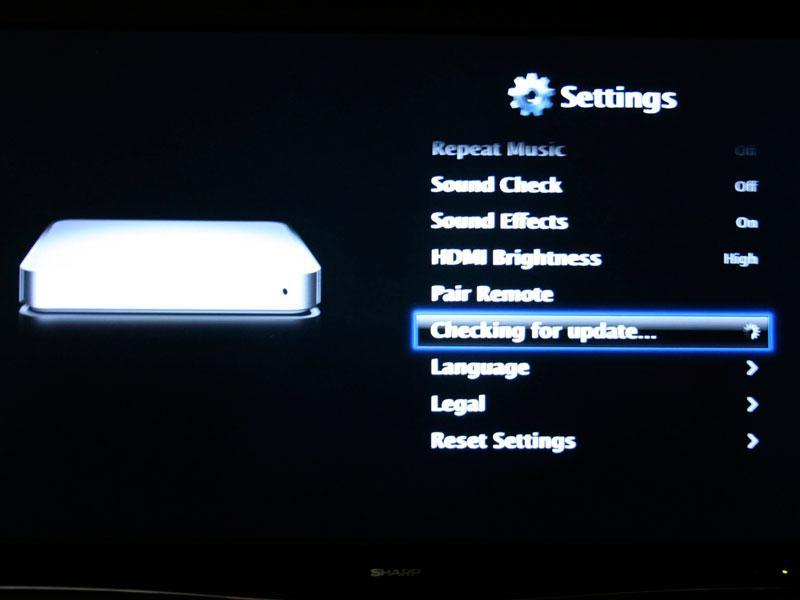 Apple TV 2.0