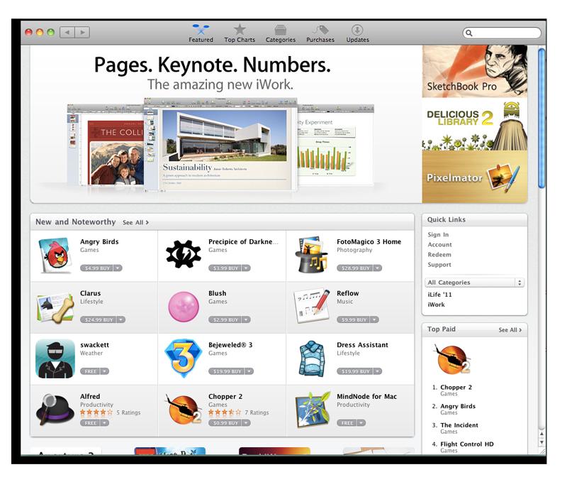 Mac App Store Download For Windows