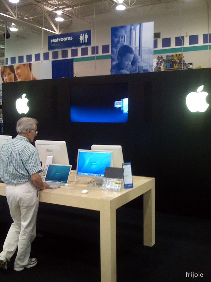 Best Buy Apple Boutiques