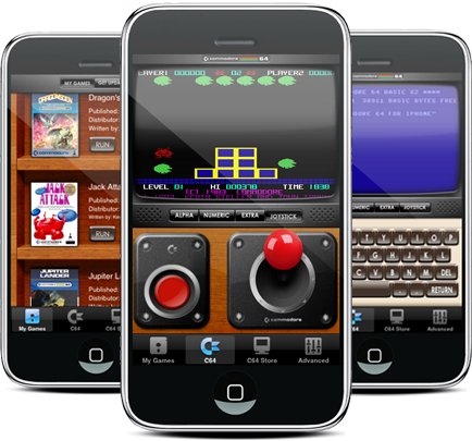 Apple approves Commodore 64 emulator for iPhone