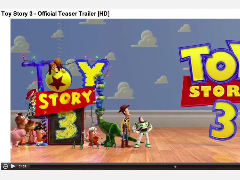 YouTube via HTML5