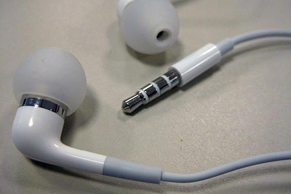 Apple earphones rubber - headphone plug apple
