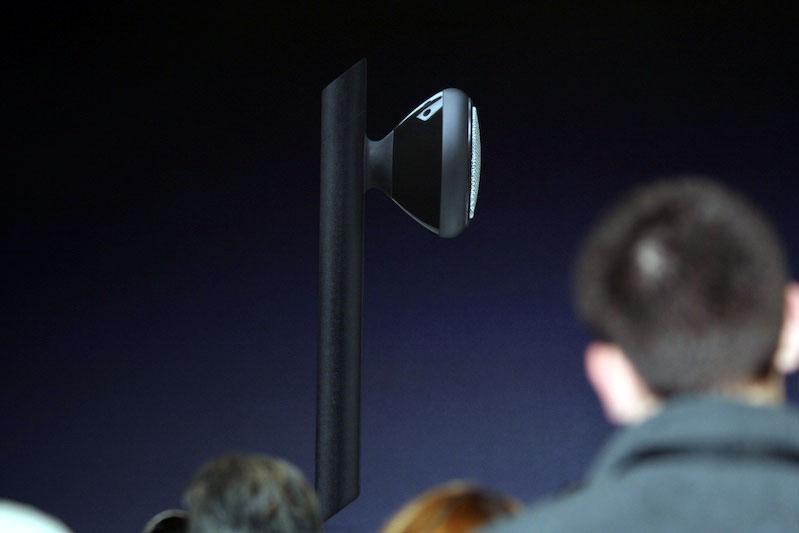 Apple Booth: Macworld 2007