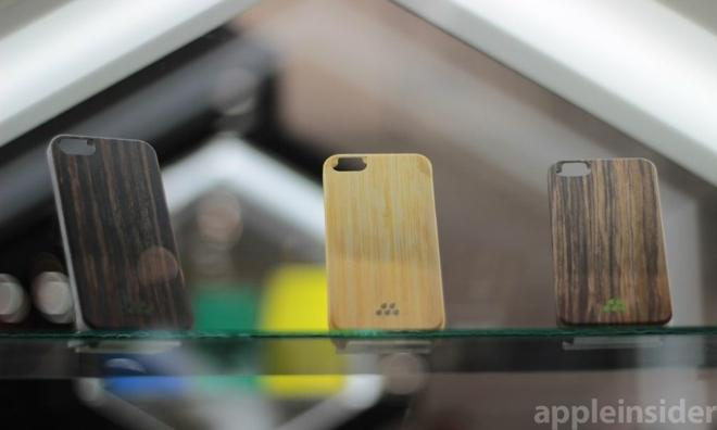 official photos 980fb 4abcc First look: Evutec's iPhone cases bond wood with Kevlar fiber