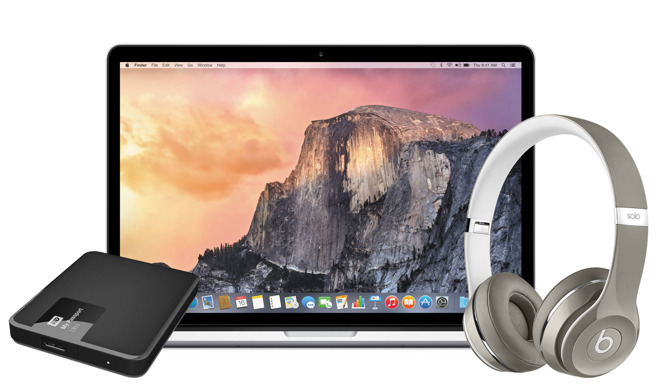 ceaa6c44b57 ... by Dr. Dre Solo2 On-Ear Headphones (Luxe Edition, Silver) and a free  1TB or 2TB Western Digital My Passport portable drive with the purchase of  some of ...