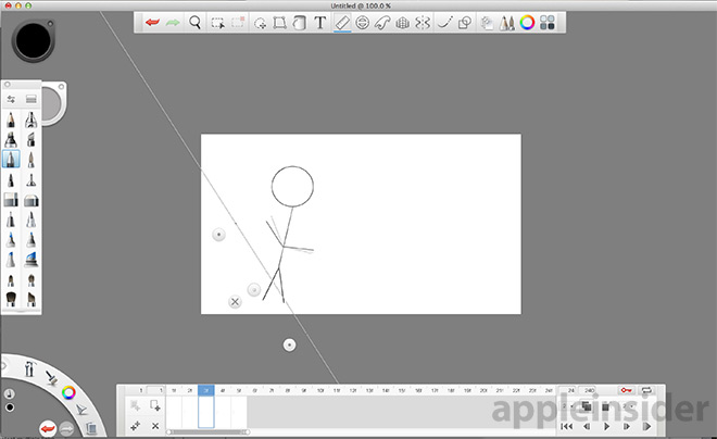 First look: Autodesk's SketchBook Pro 7 for OS X