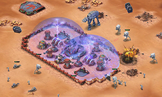 Disney expands 'Star Wars' iOS franchise with 'Commander