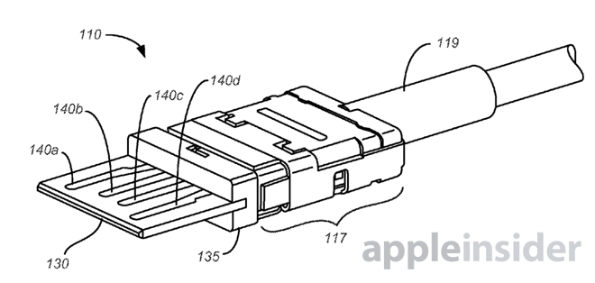 Apples Interest In Reversible Usb Plugs Detailed In New Patent