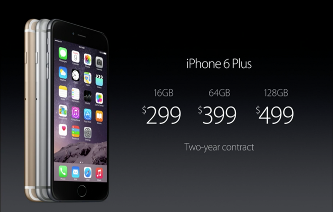 how much are iphone 6 plus everything you need to about preordering your new 18485