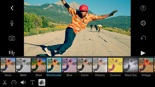 Apple updates iMovie for iOS with new filters, speed