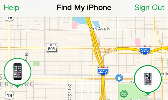 send my location iphone increase the chances of recovering your lost iphone by 5697