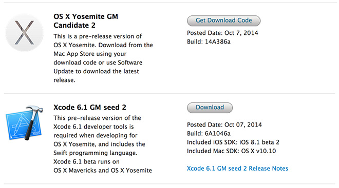 xcode 10 release notes