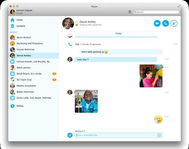 new skype download for mac
