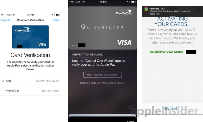 How to set up Apple Pay on an iPhone 6 or 6 Plus running iOS