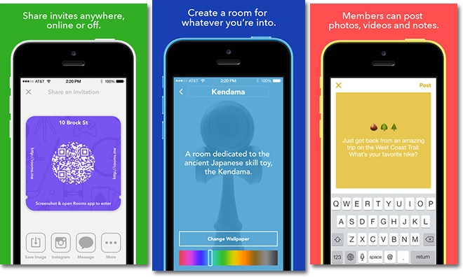 Facebook introduces anonymous chat app 'Rooms'