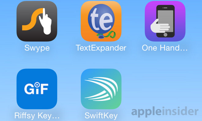 Roundup: The best third-party keyboards for iOS 8
