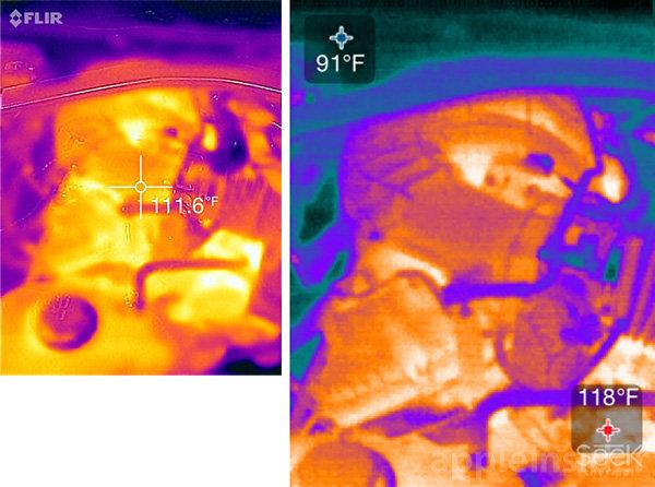 Review: FLIR ONE and Seek bring thermal imaging to iPhone