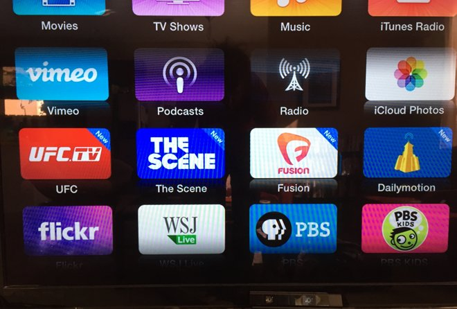 Apple TV gets overhauled YouTube app, adds new channels for