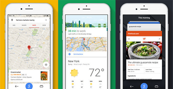 Google introduces 'material design' to iOS in app update ... on instagram on iphone, backup on iphone, google on iphone, linux on iphone, bluetooth on iphone, keyboards on iphone, 3d on iphone, hackers on iphone, gmail on iphone, malware on iphone, password on iphone, virus on iphone, email on iphone, itunes on iphone, mobile apps on iphone, windows on iphone, privacy on iphone, games on iphone, applications on iphone, apple on iphone,