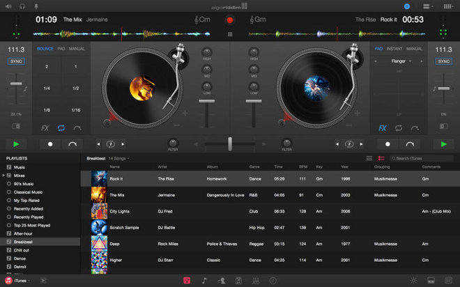 Algoriddim djay Pro comes to Mac, TurboTax debuts new iOS app for