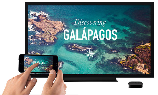 Apple TV patent turns iPads and iPhones into remote displays