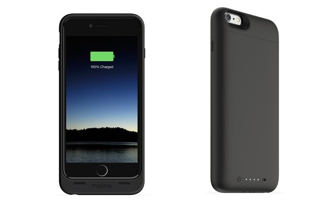 promo code c0845 93b4f First MFi-licensed iPhone 6 & 6 Plus battery cases announced by ...