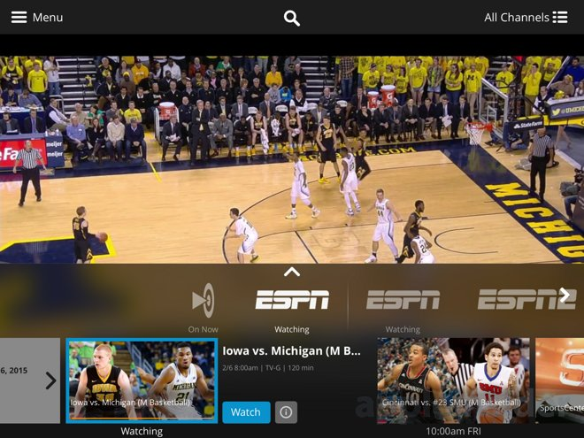 Dish makes Sling TV available to all, adds AMC and WatchESPN