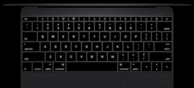Apple's new MacBook employs unorthodox keyboard design to achieve