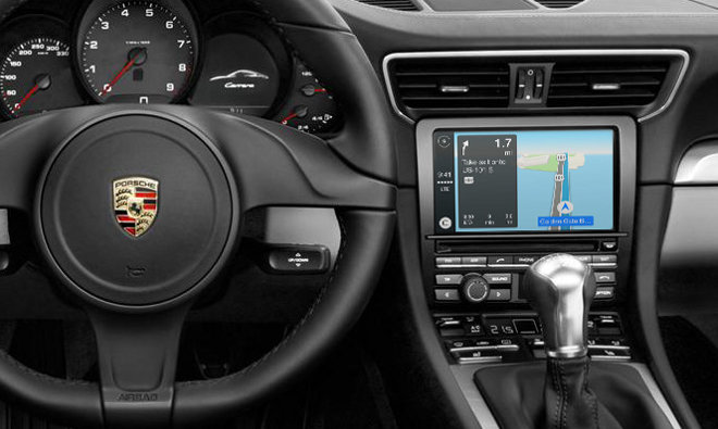 Porsche Cayenne Carplay Retrofit ✓ Porsche Car