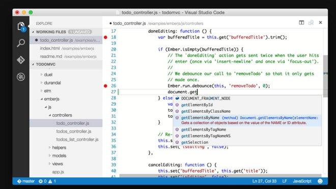 Microsoft Brings Visual Studio Code NET Core Preview To Mac
