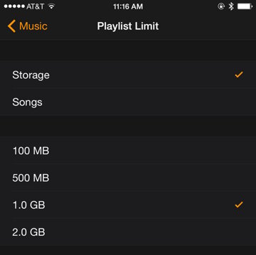 How to sync a music playlist to Apple Watch
