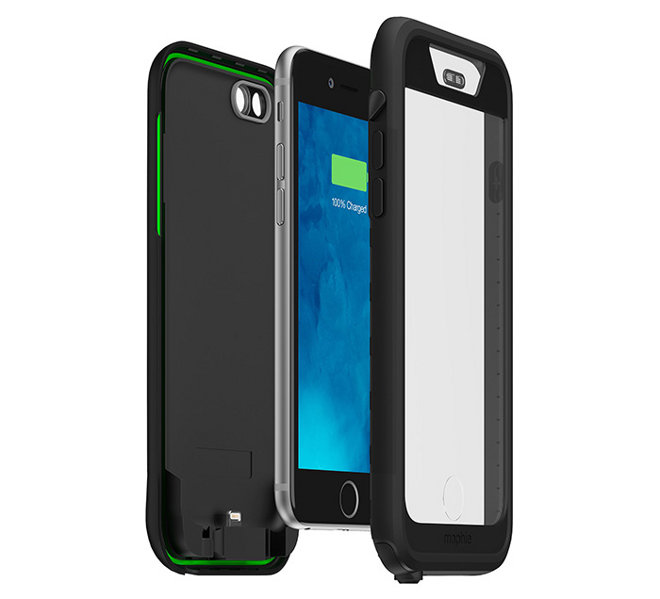 promo code 6489a 891f0 Mophie launches waterproof Juice Pack H2Pro battery case for Apple's ...
