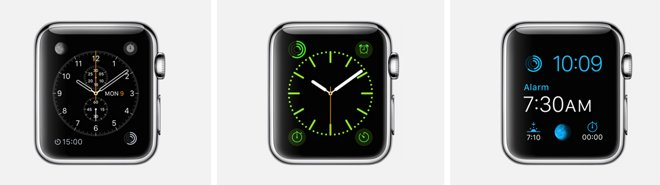 How to add and remove Apple Watch clock faces