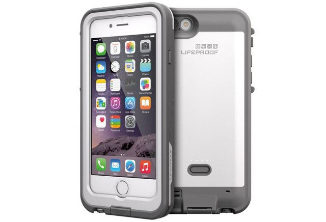 brand new 6fb49 93eb0 LifeProof launches ruggedized Fre Power battery case for iPhone 6