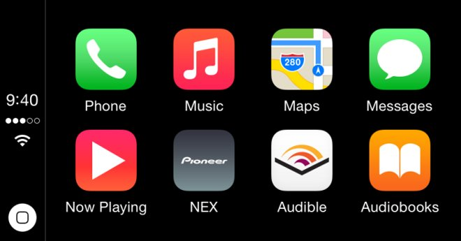 516c43bb70 Audible enables CarPlay support