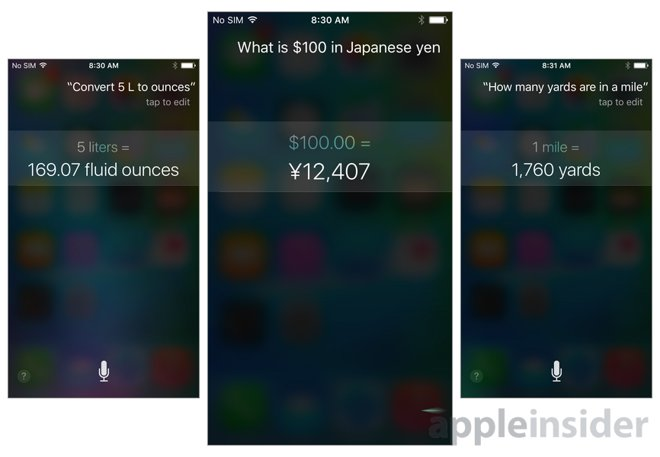Siri Also Gains The Ability To Search Within Apps And Link Directly Content Those For Example Users Who Recently Searched Flights