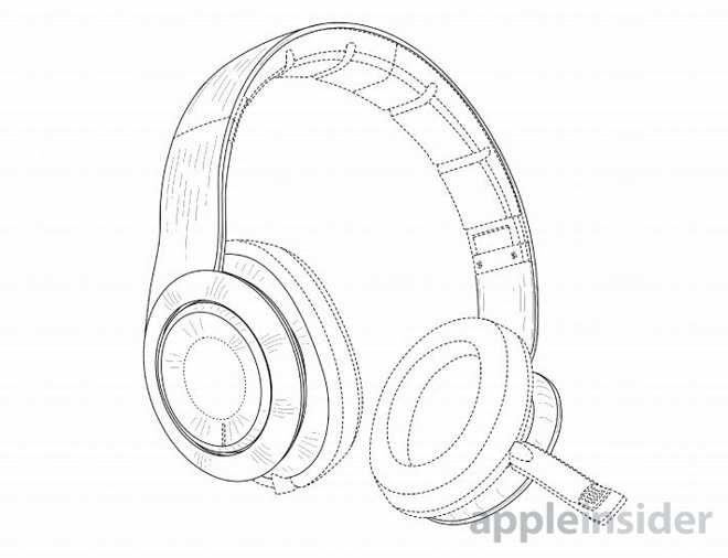 Apple Wins Patent For Unreleased Beats Gaming Headset
