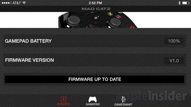 Review: Mad Catz Micro C T R L i wireless game controller for iPhone