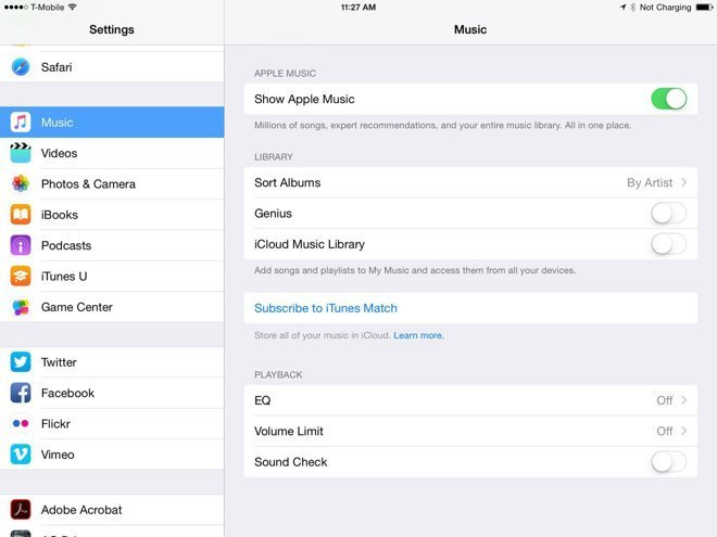how do i access itunes on my iphone