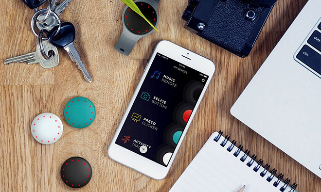 Misfit introduces Flash Link multifunction wearable