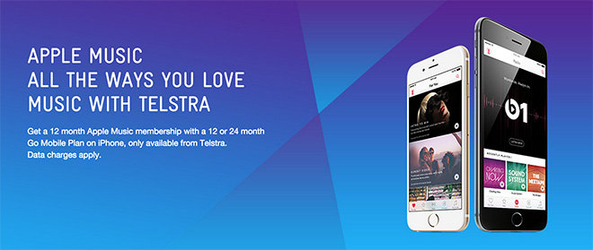 Australia S Telstra Offers Free Apple Music Subscription With New