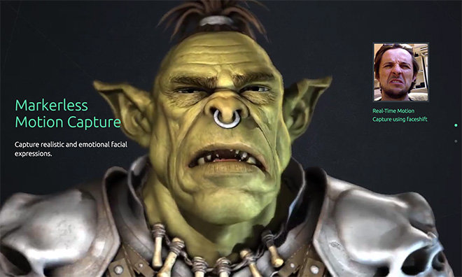 Rumor: Apple acquires real-time motion capture firm Faceshift